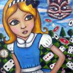 """Alice in Wonderland"" by Faerysayles"
