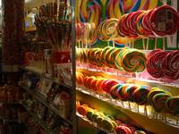 Candy at Harrods, London