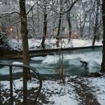 """""""Winter Surfing in Munich"""" by raftergood"""