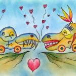 """Love Crash"" by wkarl"