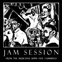 Jam Session B&W