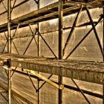 """scaffolding_HDR"" by drake"