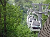 Cable Cars at Matlock Bath  (11466-RDA)