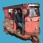 """Tuk Tuk India Style"" by atavision"