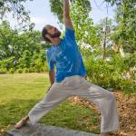 """Mike the Yoga Superman"" by joshuaguttman"