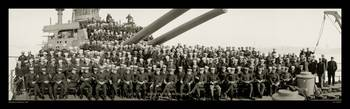 Crew USS South Carolina 1912