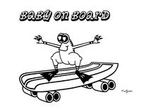baby on board copy