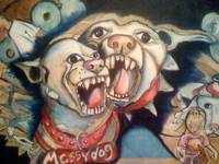 messydog: vick dogs