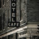"""Auburn Hotel"" by JamesHowePhotography"