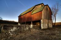 French Crek Barn