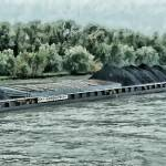 """Barge on the Rhine 12"" by billbarber"