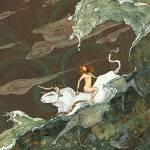"""Europa & the Bull"" by lullafly"