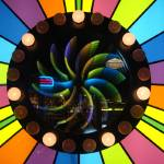 """Color Wheel...Arcade"" by Philippa"