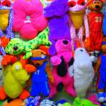 """Toys - stuffed Animals"" by Philippa"