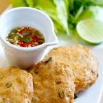 """Thai fish cakes"" by ekmai"