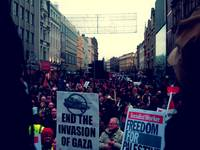 Freedom For Palestine Protest