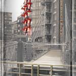 """New Concordia Wharf"" by PhotoThirteen"