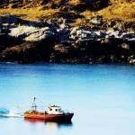 """Connemara Boat"" by damokeen"