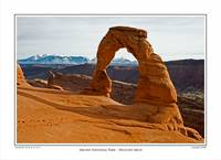 POSTER-Delicate Arch