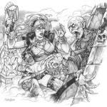 """""""Lady Van Helsing"""" by maraschi"""