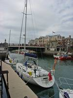 Town Bridge & Harbour, Weymouth   (13000-RDA)