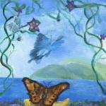 """""""Butterfly Field"""" by Melissascreations"""