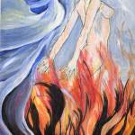 """""""Heaven and Hell"""" by Melissascreations"""
