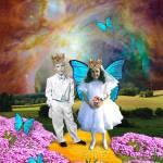 """Enchanted Wedding"" by CrystalVisionsArt"