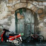 """Antioch Door And Bikes"" by joshuaphotography"