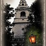 """St. Brides Church, Fleet Street"" by PhotoThirteen"