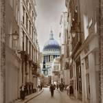 """St Paul's Cathedral"" by PhotoThirteen"