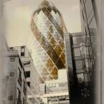 """The Gherkin"" by PhotoThirteen"