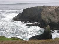 Rocks at Yaquina Head, Newport, Oregon