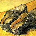 """A Pair of Leather Clogs"" by ArtLoversOnline"