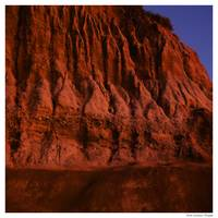 Cliffs in Velvia