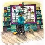 """The Bird Shop"" by KarenStrumLLC"