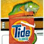 """""""Draco on the Tide Box"""" by KarenStrumLLC"""