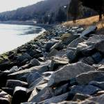 """Cape Cod Canal Rocks"" by ktremblay9286"