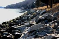 Cape Cod Canal Rocks