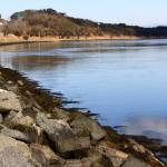 """Cape Cod Canal View of Water"" by ktremblay9286"