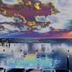 """Pool and Ocean"" by artforcancer"