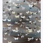 """""""Butterflies in Beige"""" by RuthDriedger"""