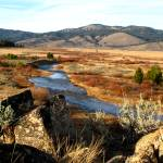 """Stanley Creek Wildlife Area near Stanley, ID"" by eye4nature"