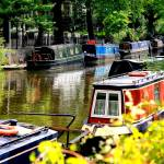 """Little Venice, London"" by chan"