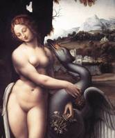 Leda and the Swan Detail 1