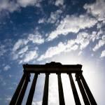 """""""Ruins in Rome"""" by vkovalcik"""
