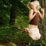 """Katrina Jumping"" by kolkemo"