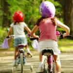 """Riding Bikes"" by kolkemo"