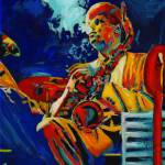 """Hot Sax-Dexter Gordon"" by Vel"