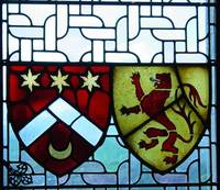 Stained Glass Window 2-Edinburgh Castle
